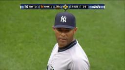 Mets Nip Yanks