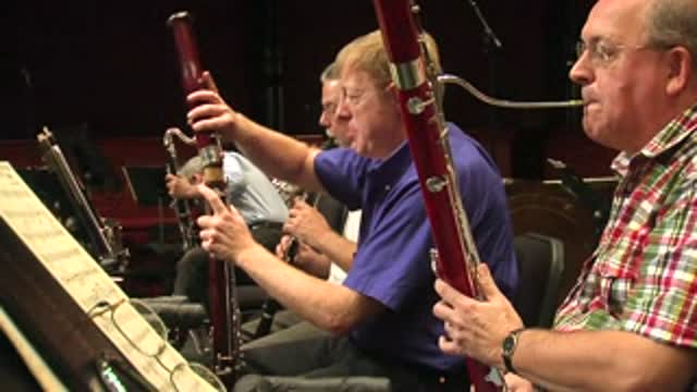 New Jersey Symphony Orchestra 'Working in Concert'