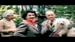 Rare Princeton Einstein Footage