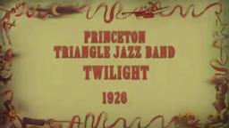 1926 TriangleJazz Band - innovators in jazz music.