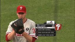 Halladay Feels Heat