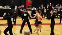 Princeton Ballroom Dance Team