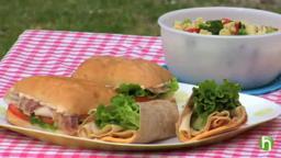 The Great American Family Picnic Food Ideas