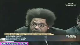 Cornel West Princeton Professor