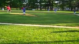 Little League Pitching