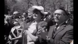 1966 Vietnam critics addressed on Johnson's Princeton visit
