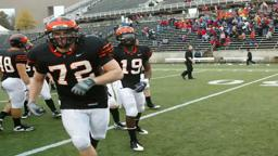 This is Princeton! [HQ] Princeton Football montage from Hall