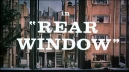 Rear Window James Stewart Princeton '32, Star