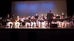Studio Band Princeton High School 'Gathering Sky'