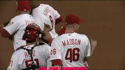 Phillies Clinch East