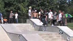 Princeton ‪Volcom's 2011 WILD IN THE PARKS Princeton NJ