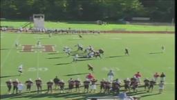 Hun Kylan Baker #2 RB/DB/LB- Hun School Princeton Football