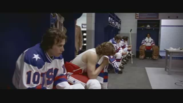 Miracle - Coach Brooks Addresses Team Pre Game