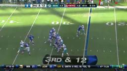 Giants Flop Dolphins