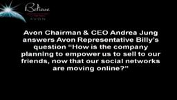 PrincetonCEOAvon Andrea CEO of Avon Princeton '79