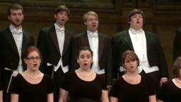 .Westminster Choir performs
