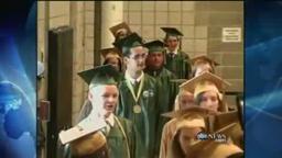 Autistic Student's inspirational Graduation Speech