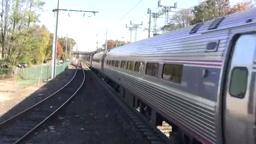 Princeton Jct Railfanning 11/6/11