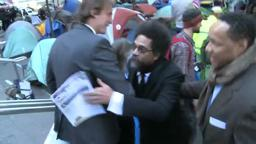 Occupy Occupy Wall Street meets Cornel West‬ Princeton Prof