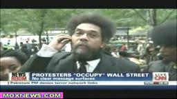 CornelWest Occupy Wall Street Princeton Prof Cornel West