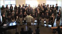 AmericanBoychoir Princeton with the Copenhagen Girls Choir '