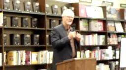 John Lithgow Princeton High Grad at Barnes&Noble