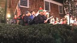 ChristmasTree Princeton Tree Lighting 2011