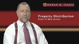 Equitable Distribution NJ Hanan Isaacs Family Law Attorney