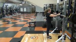 Tiger Strength & Conditioning Forward Walking Lunge