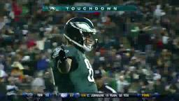 Eagles Down Jets