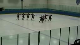 Princeton Open Synchronized Skating