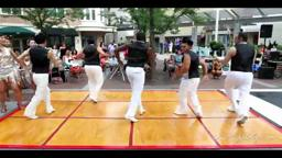 Fuego y Agua Dancers in Princeton