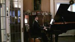 Andrew Sun plays Brahms Albumblatt in A minor