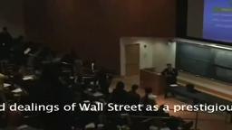OccupyPrinceton Goldman Sachs Anti-Recruitment Session
