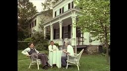 Einstein meeting E. Teller & Leo Szilard at Princeton August