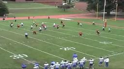 Quarterback Lawrenceville School Randall West Highlights