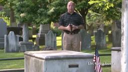 JonathanEdwards Grave Princeton NJ