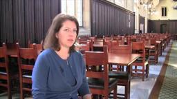 PrincetonDiningServicesConversation w Sarah Bavuso Princeton