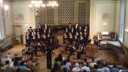Bach Westminster Choir College Princeton Nj 3/4/2012e