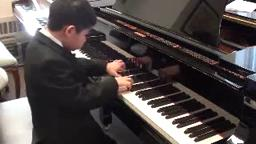 Princeton Festival piano performance 3.4.12