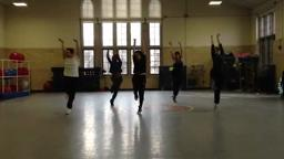 diSiac Winter Workshops 2012 Princeton diSiac Dance