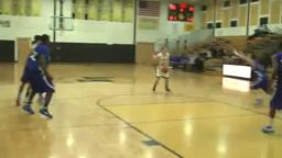 HopewellValley Basketball AustinHill Jr. Highlights '11-'12