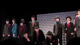 LuckBeALady John Witherspoon Middel School 'Guys & Dolls Jr'