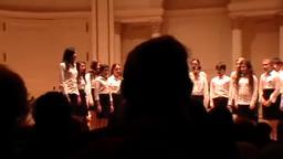 Westminster Choir College Princeton Children's Cantus Choir