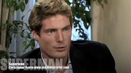 ChristopherReeve Princeton Day Grad, Superman,cool interview