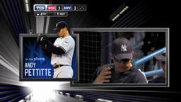 Pettite on Yankee return