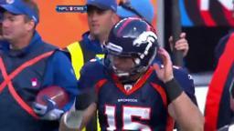 Jets Tim Tebow Denver Broncos Highlights 2011/2012