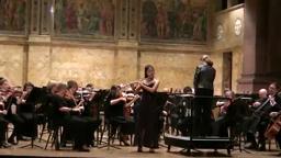 Lia Chen Concerto in G Major for Flute and Orchestra 3rd mov