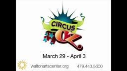 CircusOz McCarter April 7 & 8
