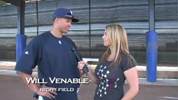 WillVenable Princeton grad, Padres star pro baseball